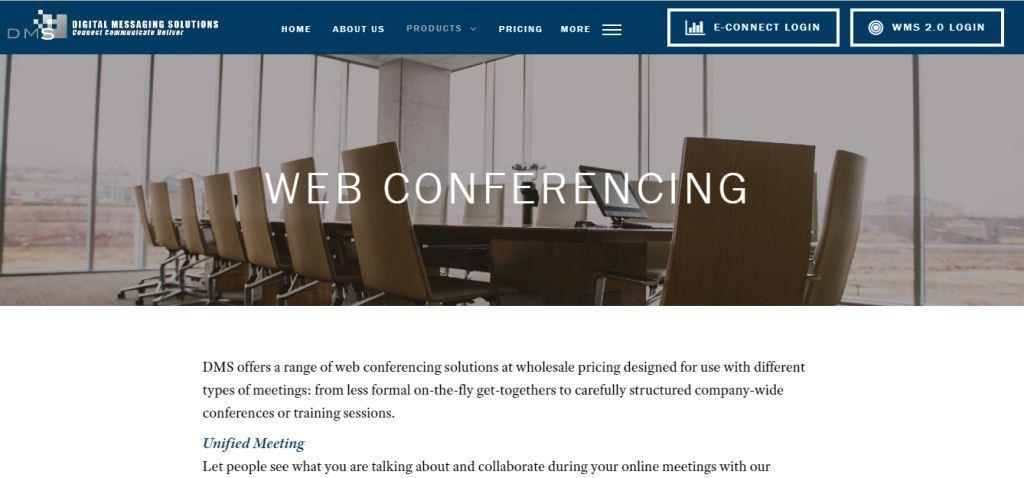 Unified Meeting Online Meeting Tools