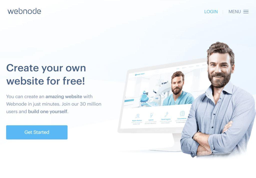 Webnote-Best-Website-Builder