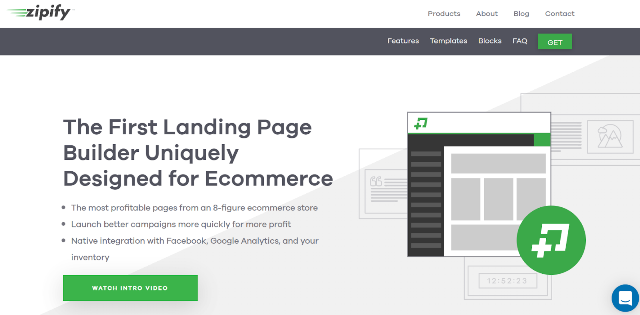 Zipify Pages Best Landing Page Builders