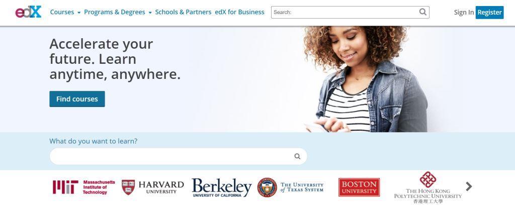 edX Best Online Course Platforms