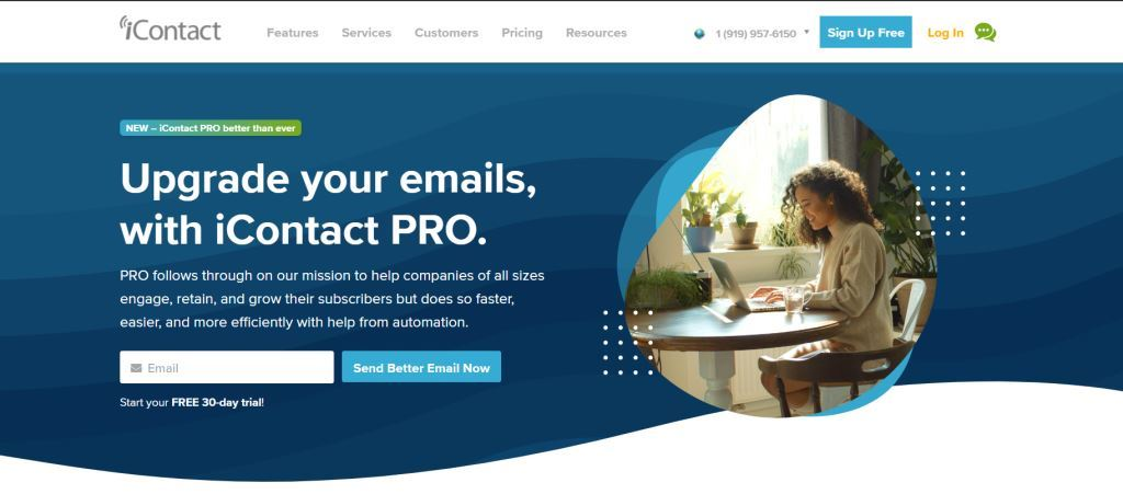 iContact PRO ActiveCampaign Alternatives