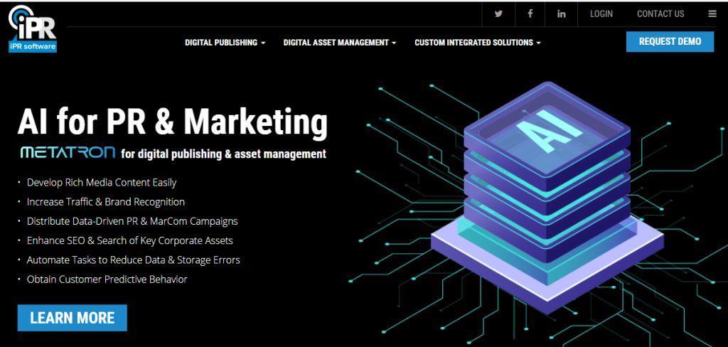 iPR Software Online PR Tool