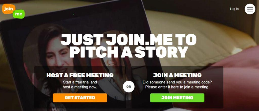 join.me Web Conferencing Tool