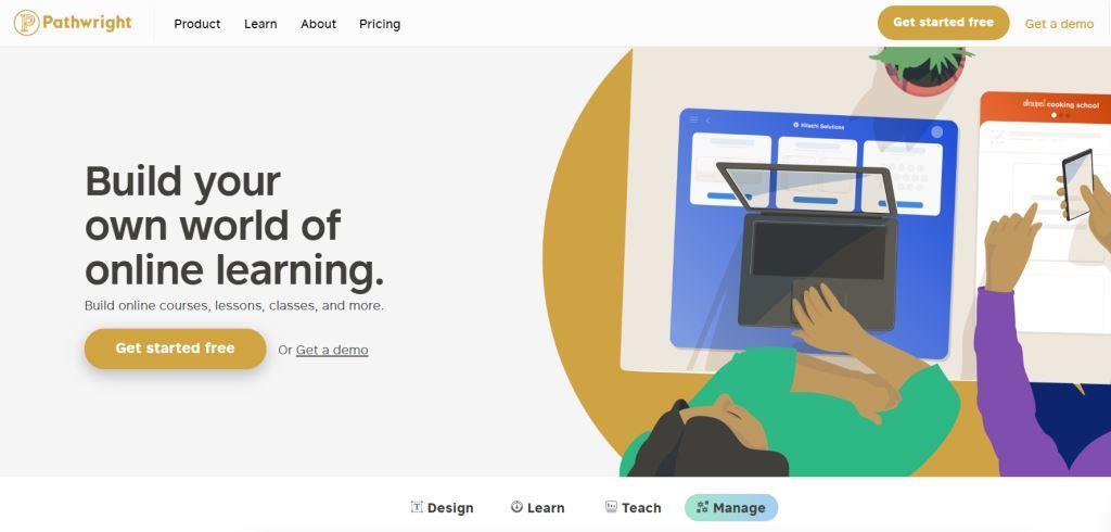pathwright Best Online Course Platforms