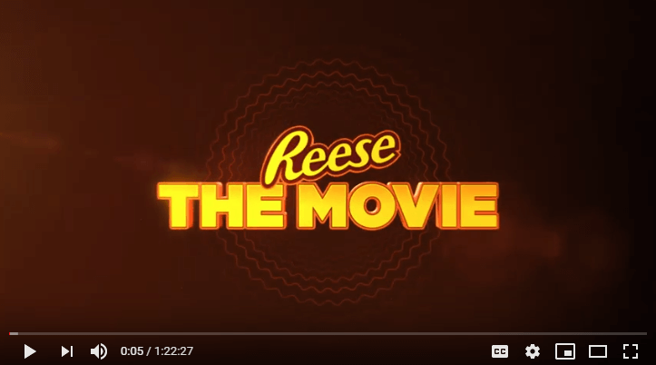 ASMR Campaign for Reese Influencer Marketing Campaigns