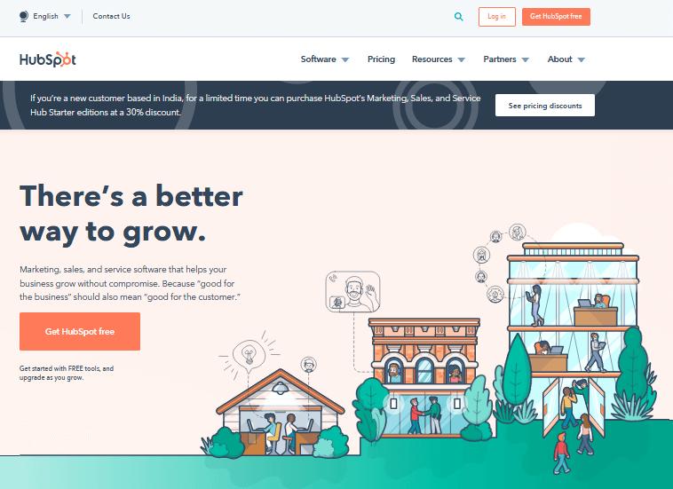 HubSpot ClearSlide Alternative