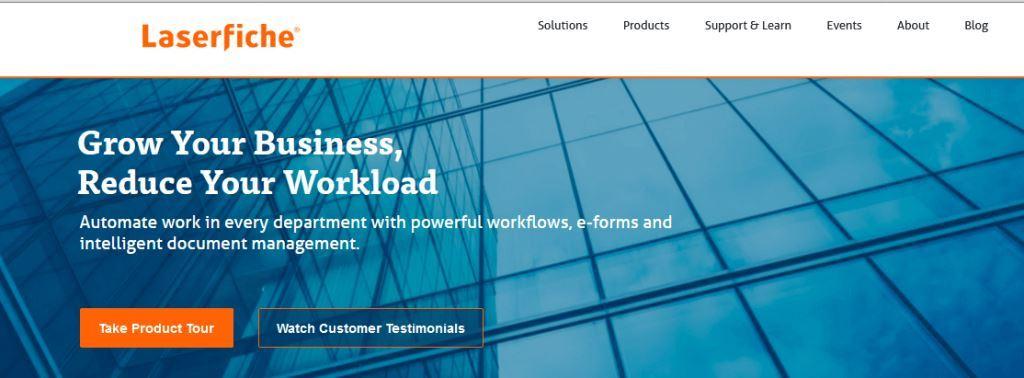 Laserfiche-Document-Management-Software