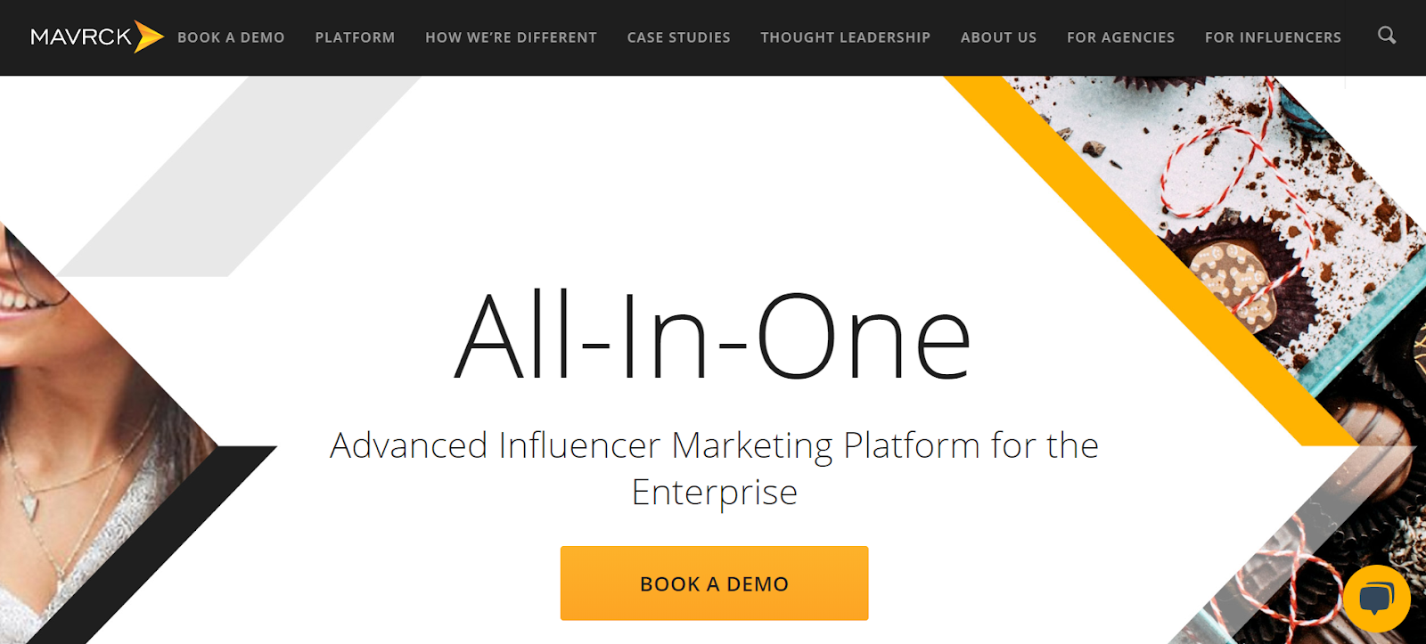 Mavrck Influencer Marketing Platform