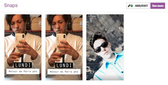 Paul Darbos Snapchat Influencer