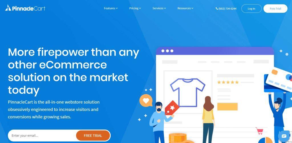 PinnacleCart-Shopify-Alternative