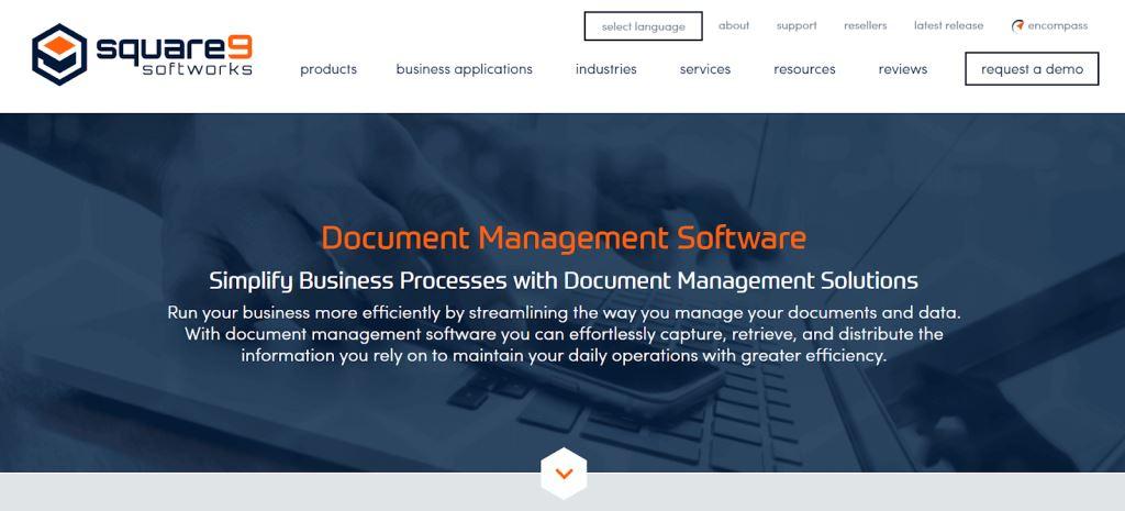 Square-9-Document-Management-Software
