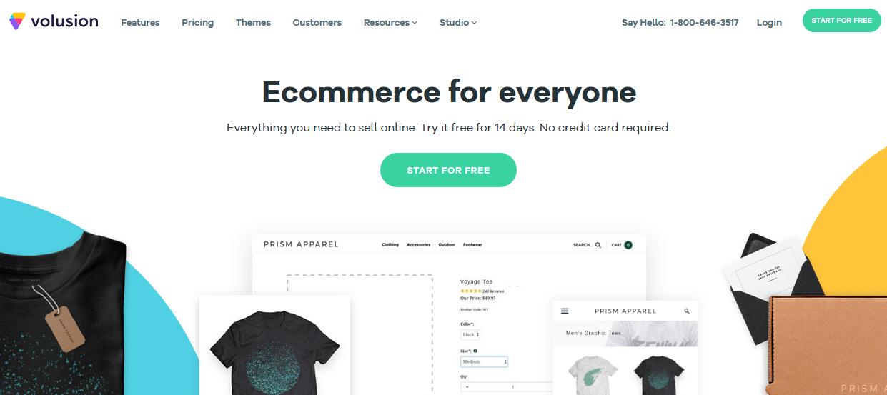 Volusion Shopify Alternative