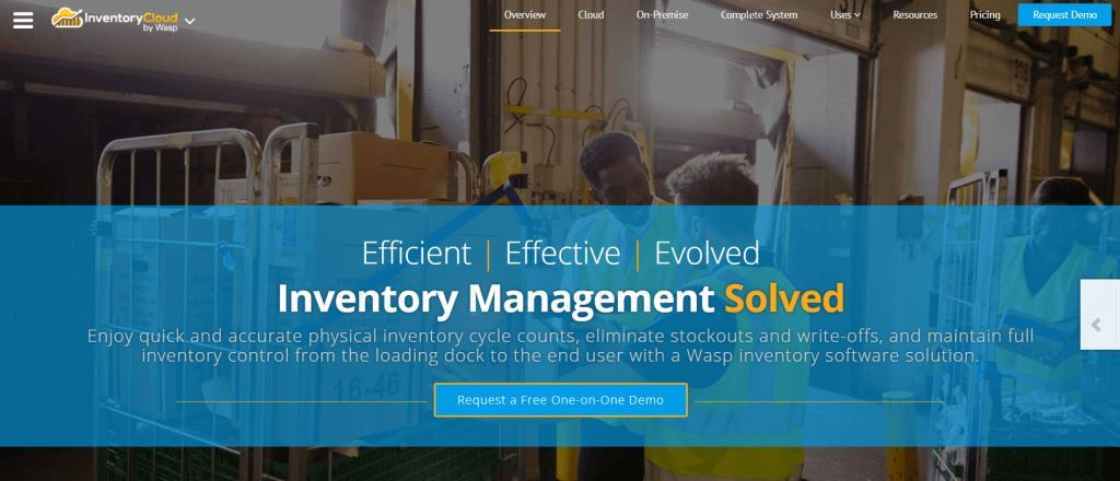 Wasp-Barcode-inventory-management-software