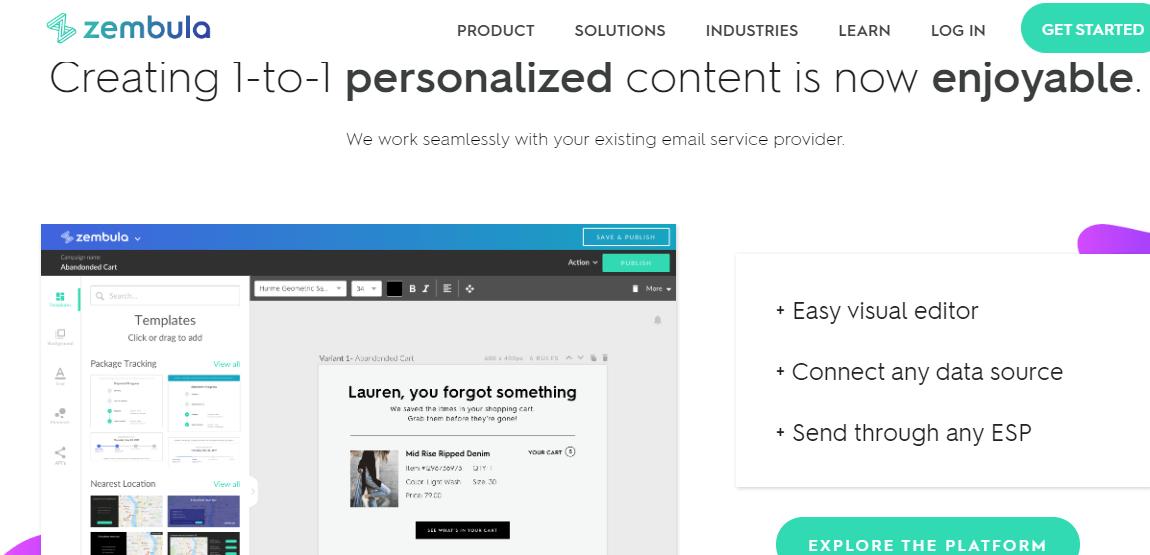 Zembula Content Analytics Tools