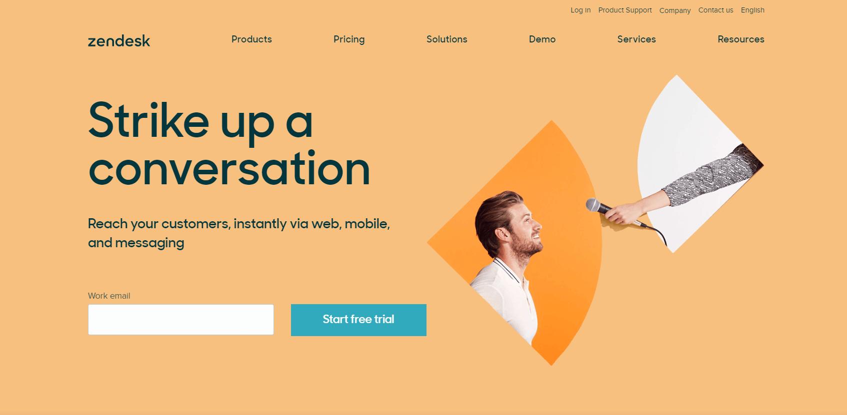 Zendesk Chat Olark Alternative