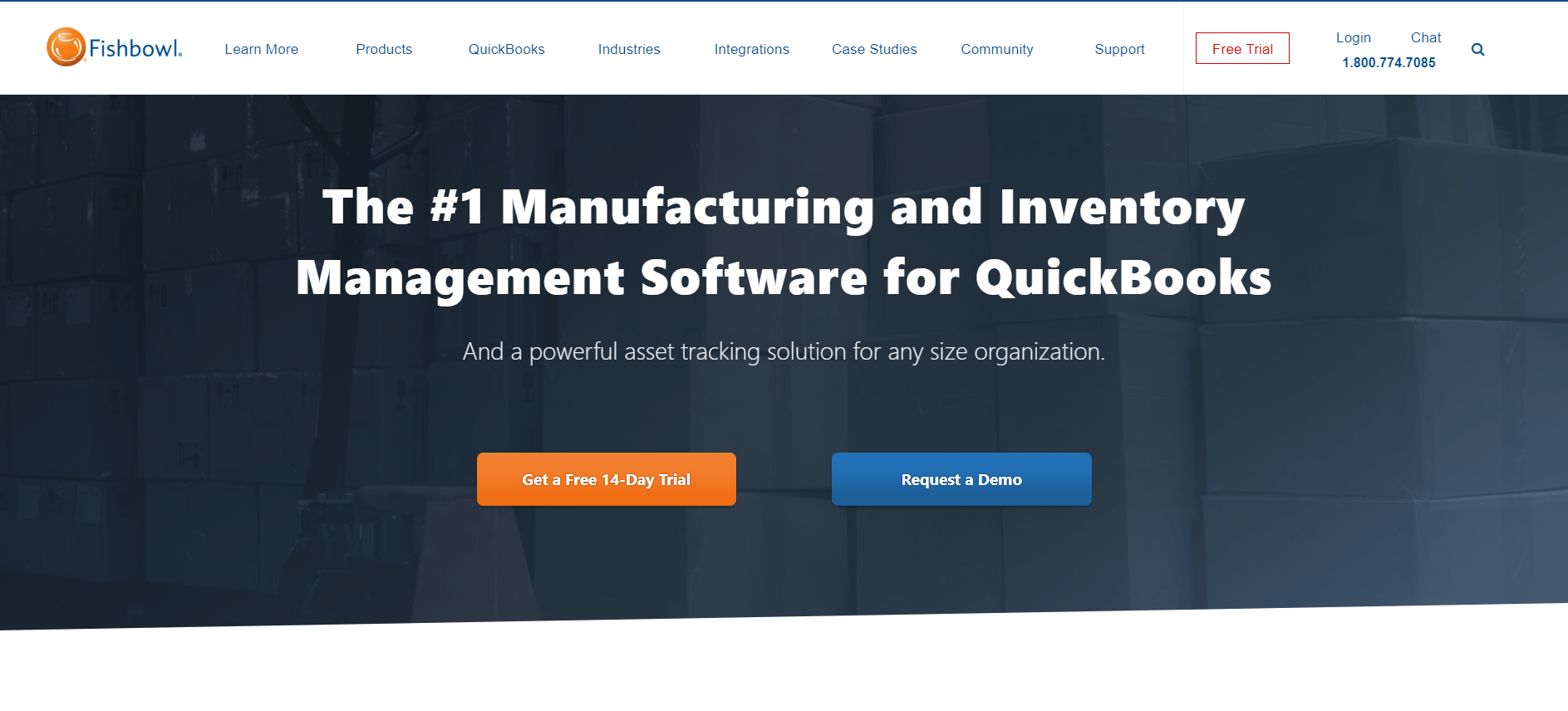 fishbowlinventory inventory management software