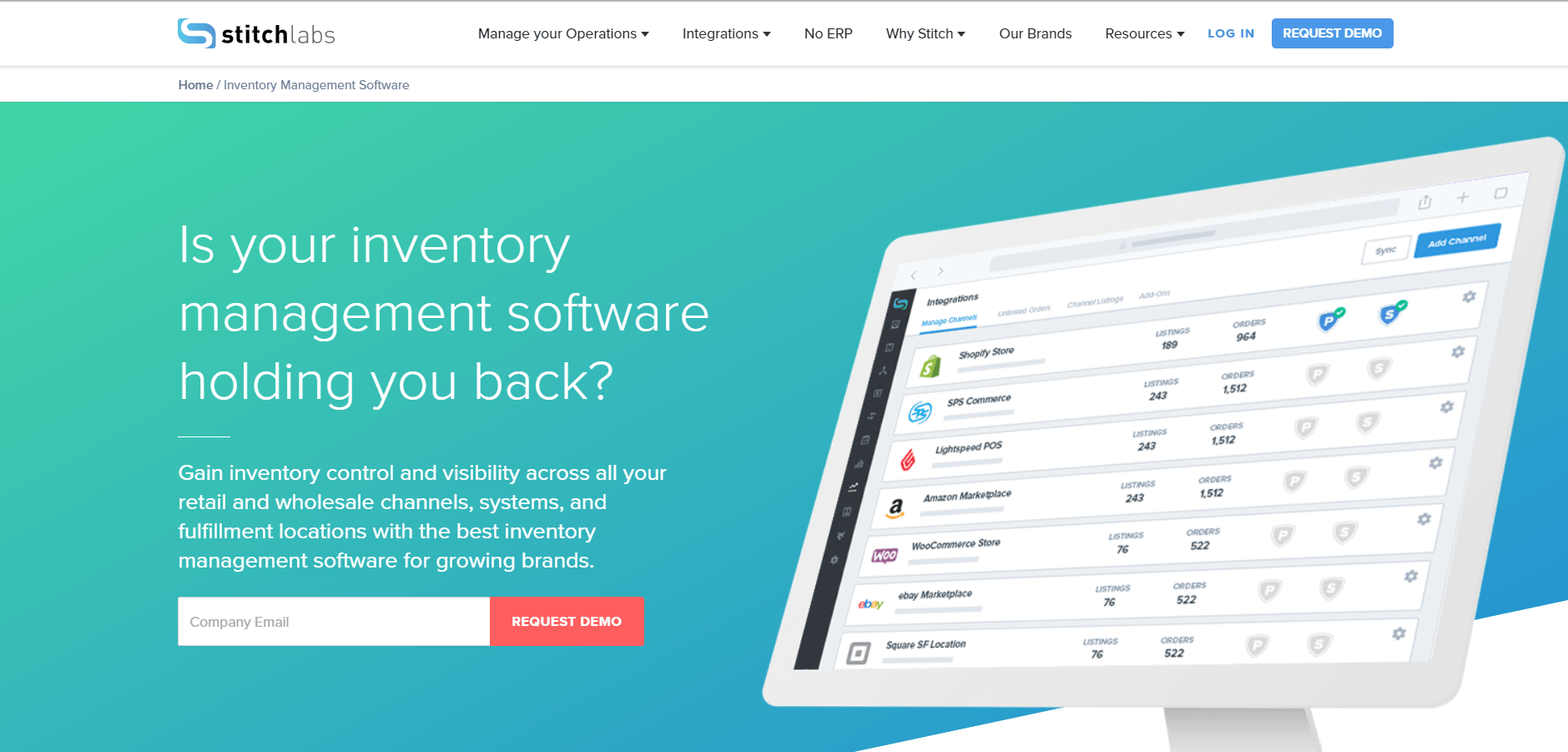 stitchlabs inventory management software
