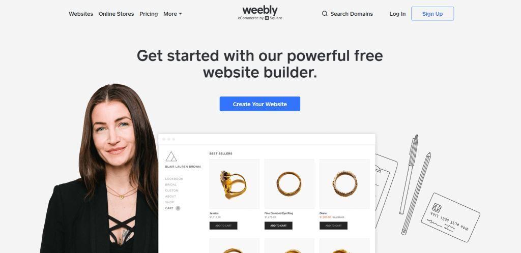 weebly-Shopify-Alternative