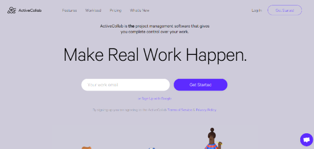 ActiveCollab Project Management Tool