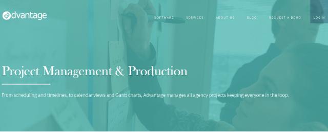 Advantage Software Project Management Tool