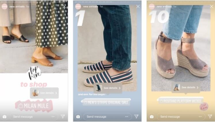Announce Limited Offers Instagram Stories Views Are Down
