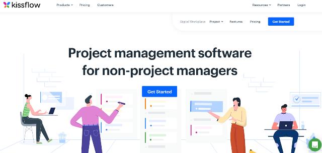 Kissflow Project Management Tool