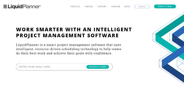 LiquidPlanner Project Management Tool