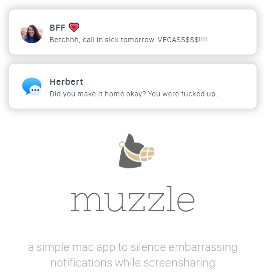 Muzzle What is Copywriting
