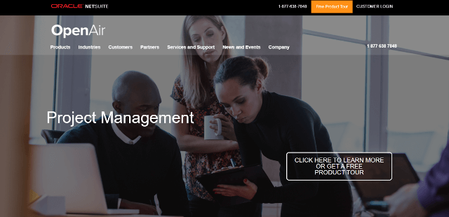 NetSuite-OpenAir-Project-Management-Tool