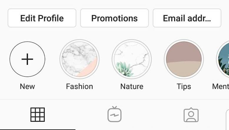 New option in Instagram Highlight Covers1