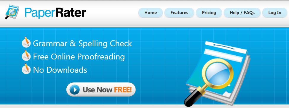 PaperRater Grammarly Alternative