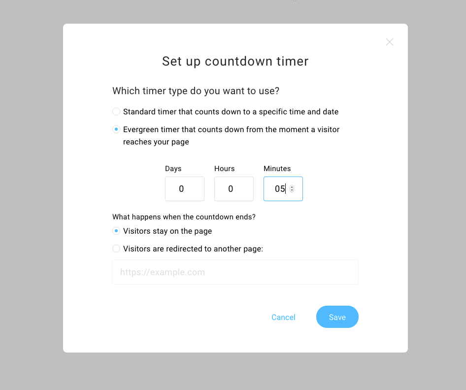 Pop-Ups, Forms, and Countdown Timers High-Converting Landing Pages