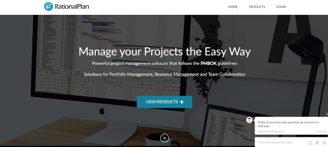 RationalPlan Project Management Tool