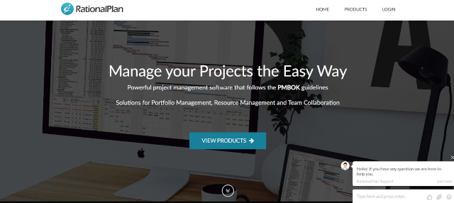 RationalPlan Project Management Tool