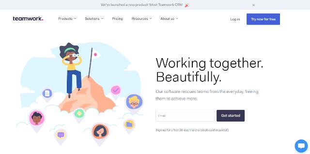 Teamwork Project Management Tool