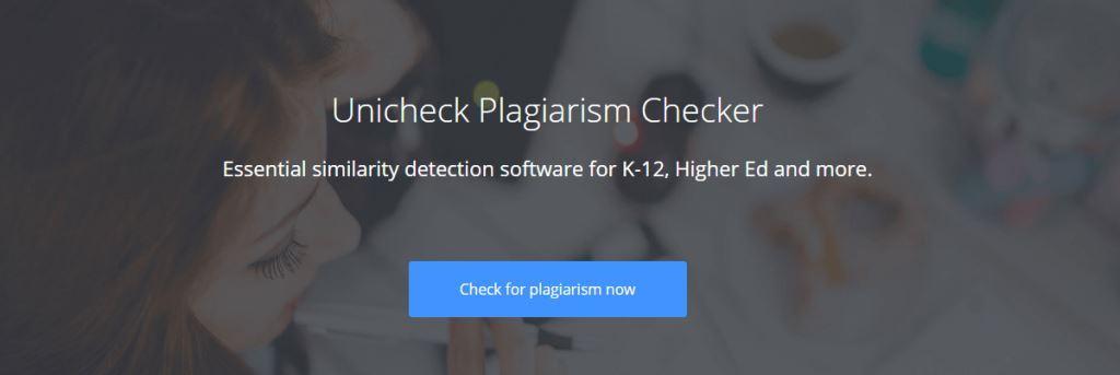 Unicheck-Plagiarism-Checker