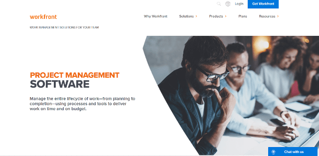 Workfront Project Management Tool