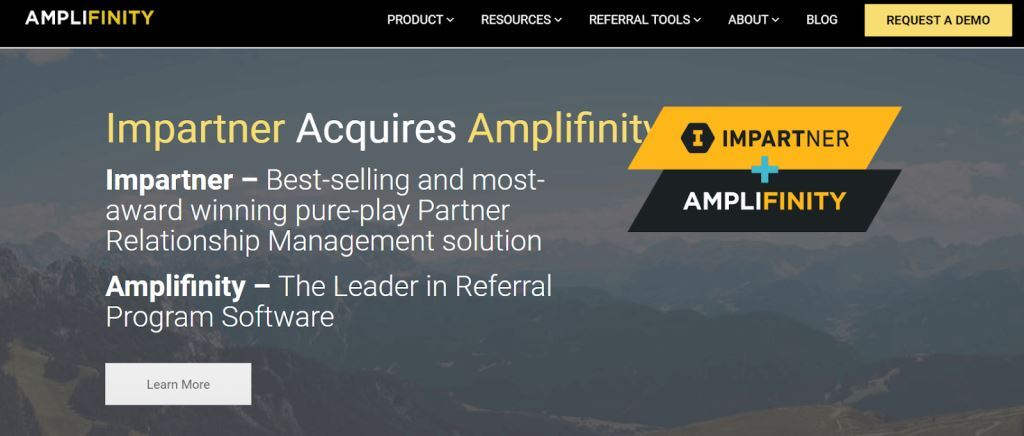 Amplifinity-Referral-Marketing-Software-Tool