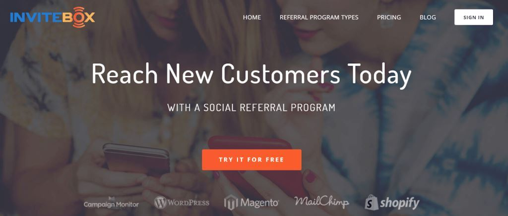 InviteBox-Referral-Marketing-Software-Tool