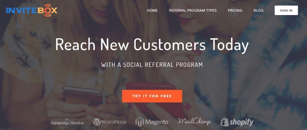 InviteBox-Referral-Marketing-Software-Tool