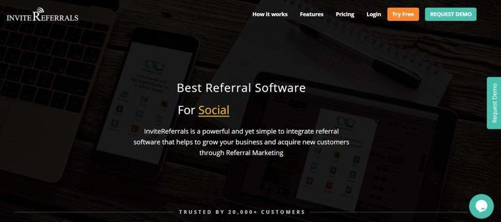 InviteReferrals-Referral-Marketing-Software-Tool