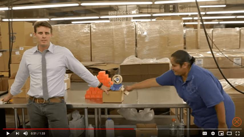 Live Action Videos Explainer
