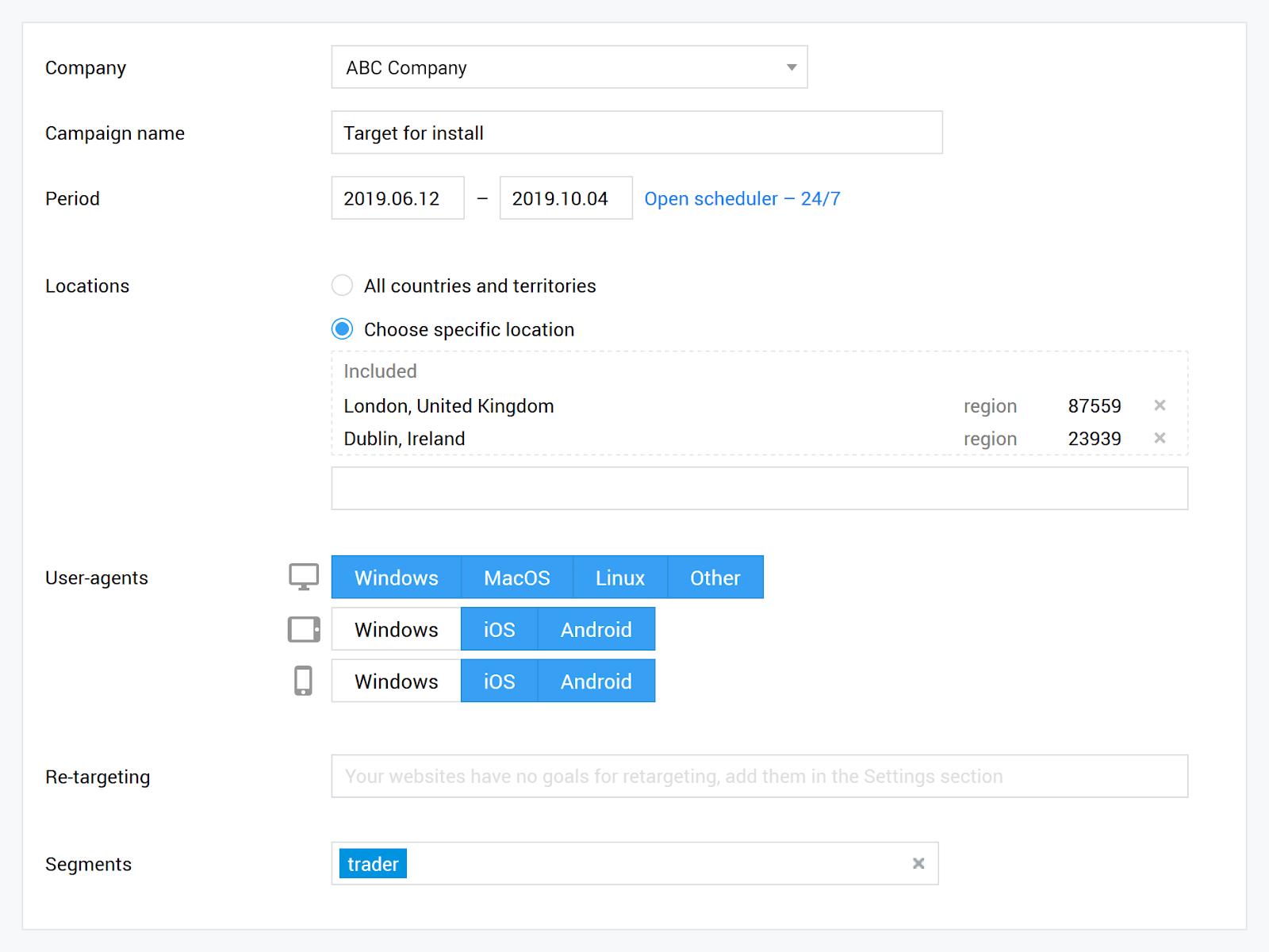 Optimize Your Ads Finteza review