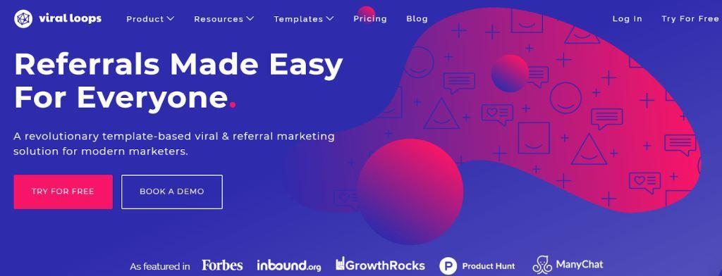 Viral-Loops-Referral-Marketing-Software-Tool