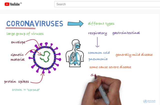 World Health Organization Explainer Videos