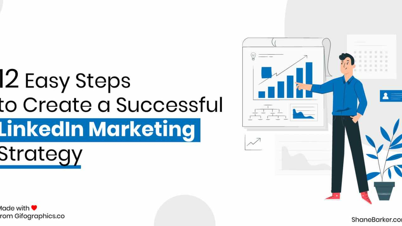12 Easy Steps To Create A Successful Linkedin Marketing Strategy
