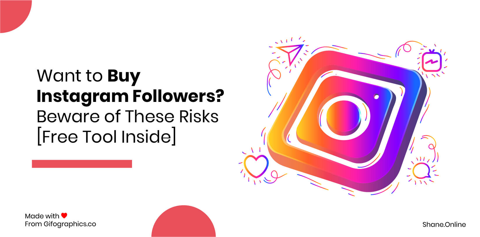Want to Buy Instagram Followers? Beware of These Risks - Shane Barker
