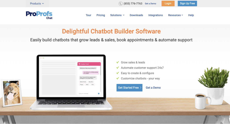 ProProfs Chatbot