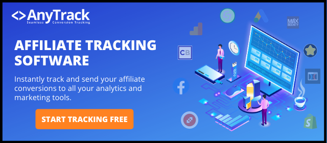 Affiliate Marketing Tool-Anytrack