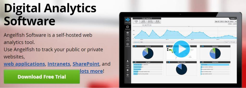 Angelfish-Web-Analytics-Tool
